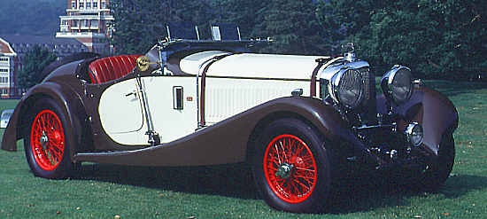 Bentley 6 1-2 Litre 1927